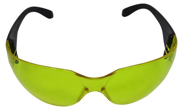 UVSPORT-YBOX24 Box of Twenty Four Amber-Yellow UV Safety Glasses