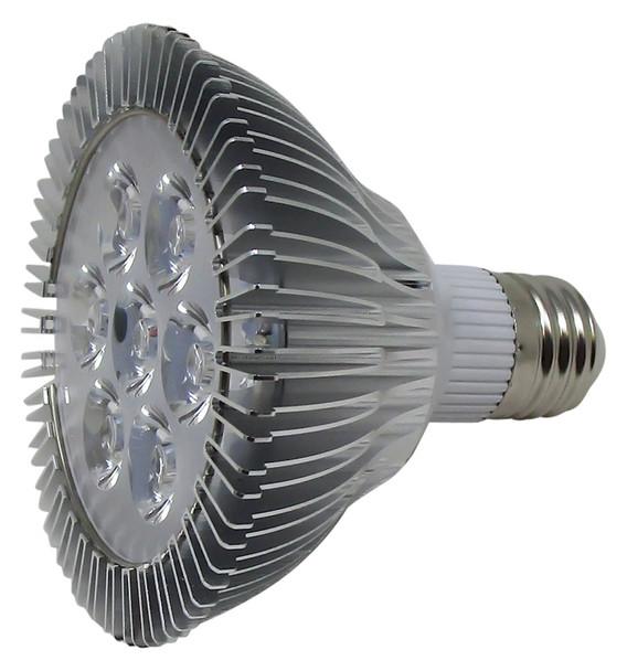 BBB7W-365 Seven Watt Par 30 UV LED Black-lite Bulb