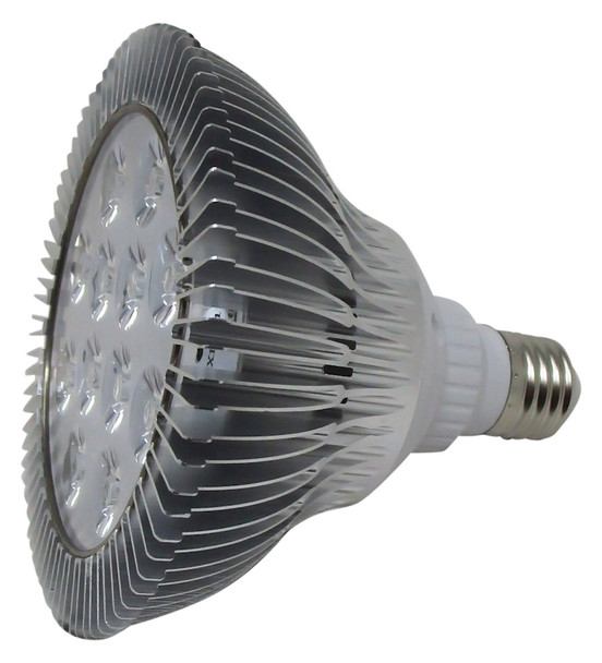 Black light LED inspection lamp BBB12W-365 emitting pure 365 NM long wave light