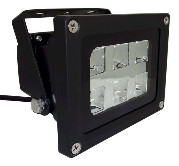 BFB6W-365 Six Watt Black Light Fixture Emitting 365 NM UV Light