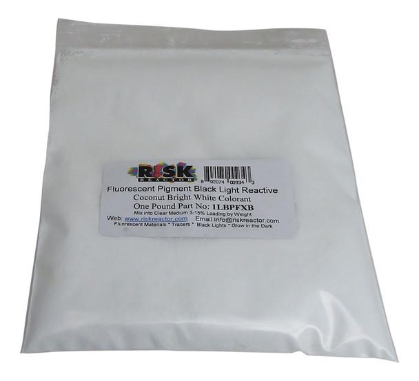One pound daylight fluorescent white 1LBPFXB powder