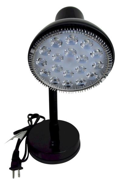DESK18W-365 18 Watt Black-lite Desk Lamp Using 365 NM UV Light