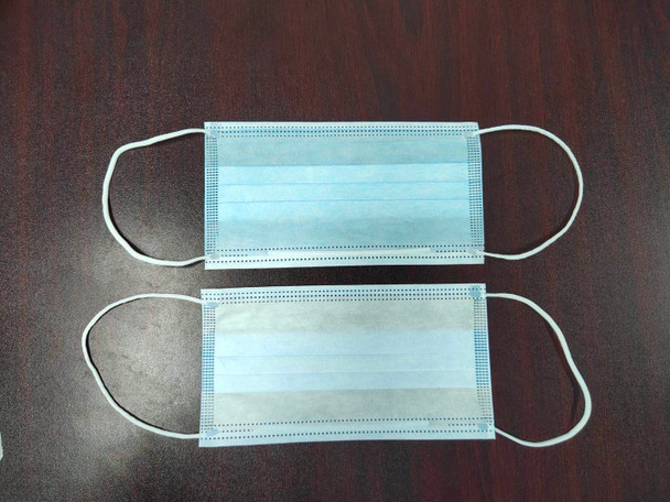 MASK-14 Single 3-Ply Disposable Mask PPE