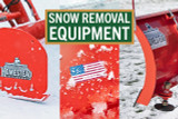 Thinking Ahead – Preparing for Winter with Snow Removal Equipment