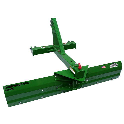 Back Blade Independence Series Green Rear Angle View