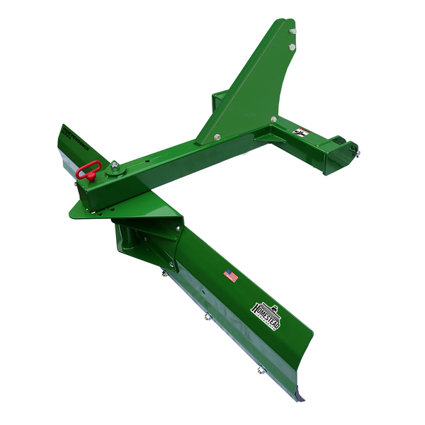 Back Blade Independence Series Green with Angle View