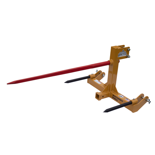 Quick-Hitch Bale Spear Independence Series Overview