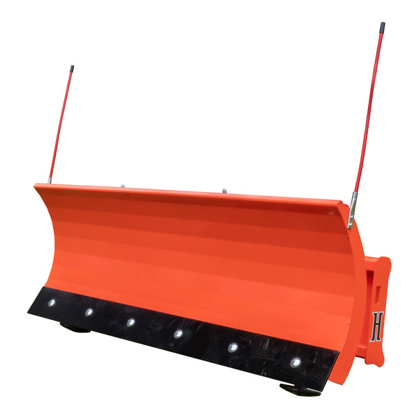 Pinnacle Series Snow Plow, Hydraulic, Front View
