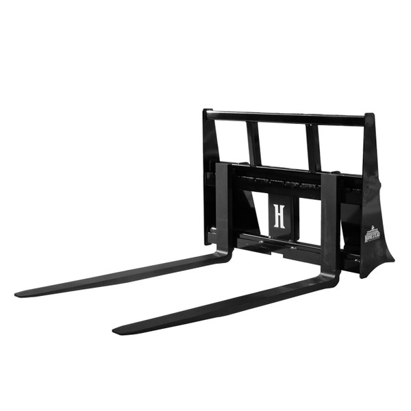 Pinnacle Series Pallet Forks, Front View