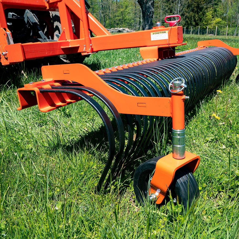 Landscape Rake Wheel Kit