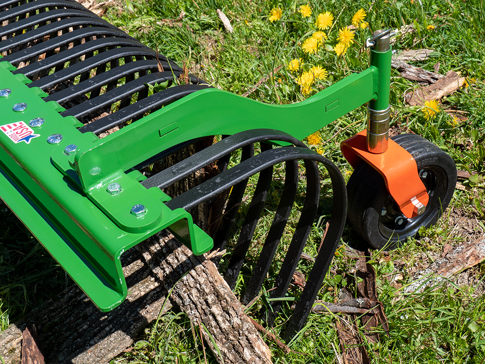 Wheel Kit, Landscape Rake