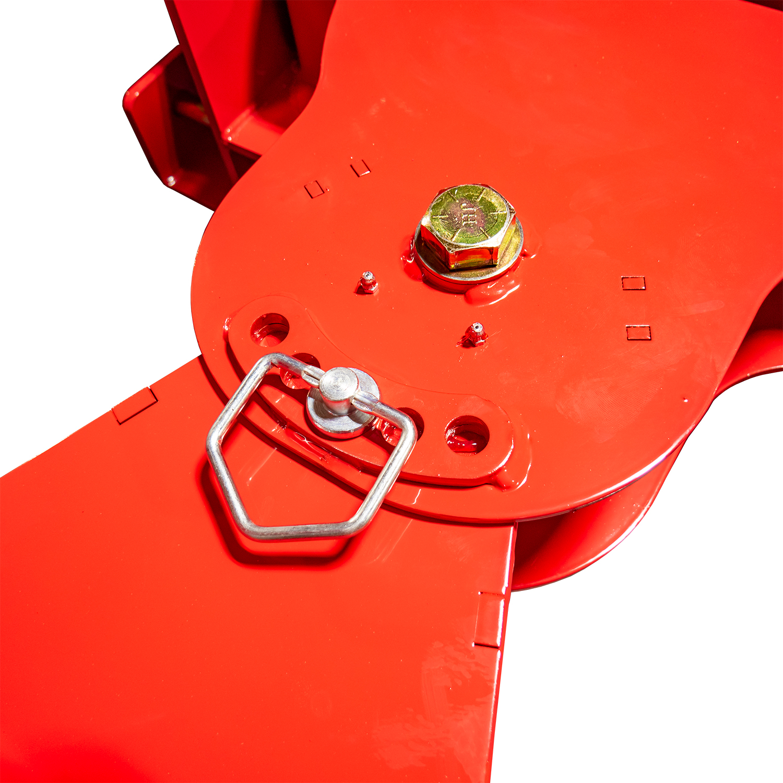 Manual Snow Plow, Adjustable Pivot Point