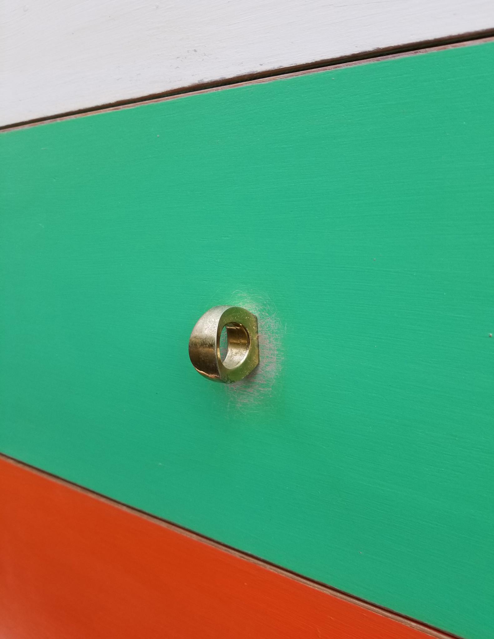 a4ca168e111d Mid Century Multi-Colored Dresser - Sonoma Nesting Company