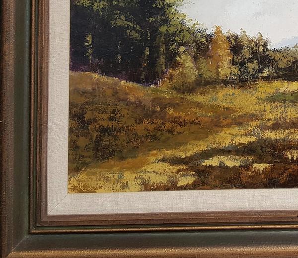 Fuller Landscape bottom left corner