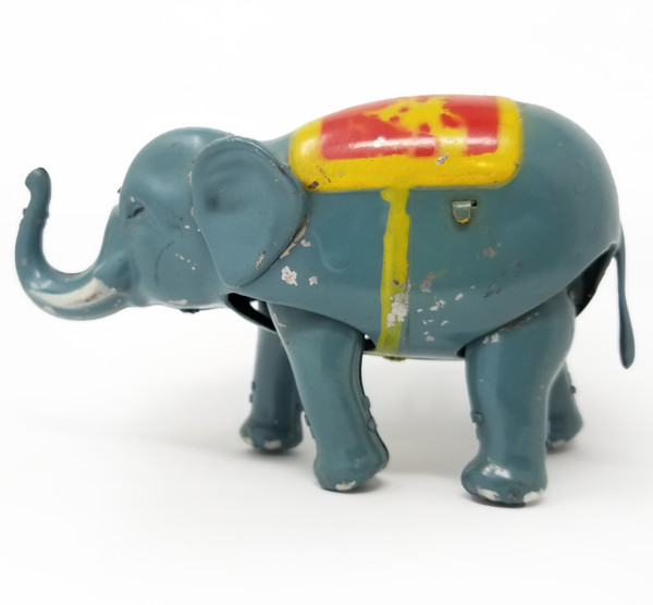 Wind Up Elephant - Occupied Japan