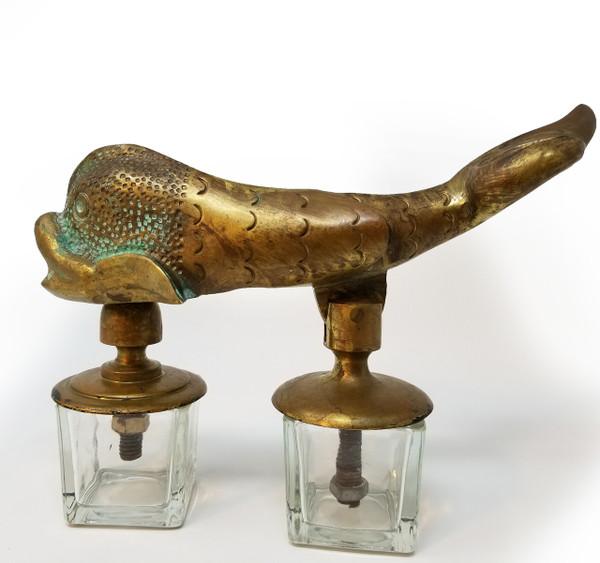 Maltese dolphin doorknocker