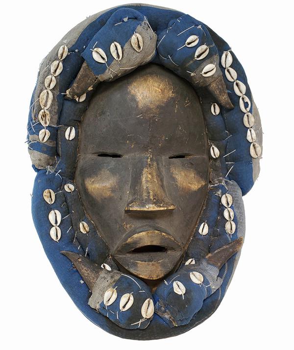 Dan African Tribal Mask.