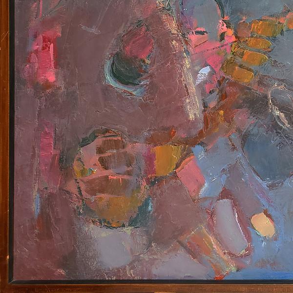 Lower left corner of Lois Foley 1162.