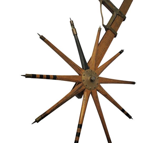 Antique Lumber Caliper
