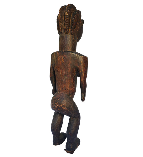 Carved African Figure