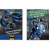 BATMAN INVITATIONS & THANK YOU