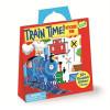 TRAIN TIME! STICKER FUN