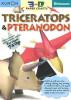 KUMON 3D DINOSAURS T&P