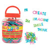 WONDERFOAM MAGNETIC LETTERS WITH CONSONANT