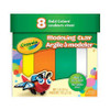 MODELLING CLAY 8 COLOURS