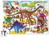 DAY AT THE MUSEUM DINOSAURS PUZZLE 48 PCS