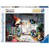 DISNEY ARTIST DESK PUZZLE 1000 PCS