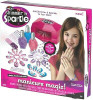 SHIMMER AND SPARKLE MANICURE MAGIC NAILS STUDIO