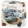 3D PUZZLE HARRY POTTER FORD ANGLIA 300 PCS