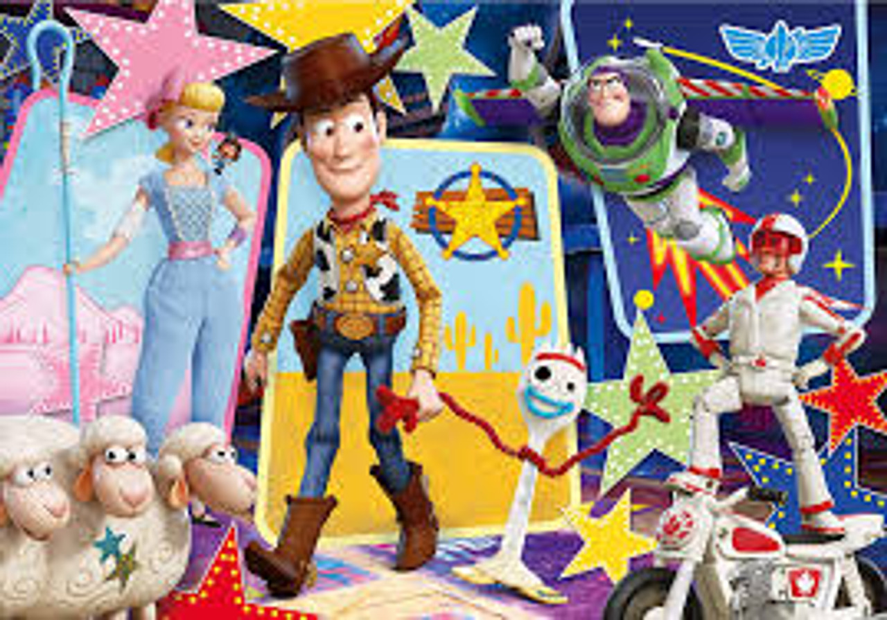 TOY STORY 4 PUZZLE 3X48