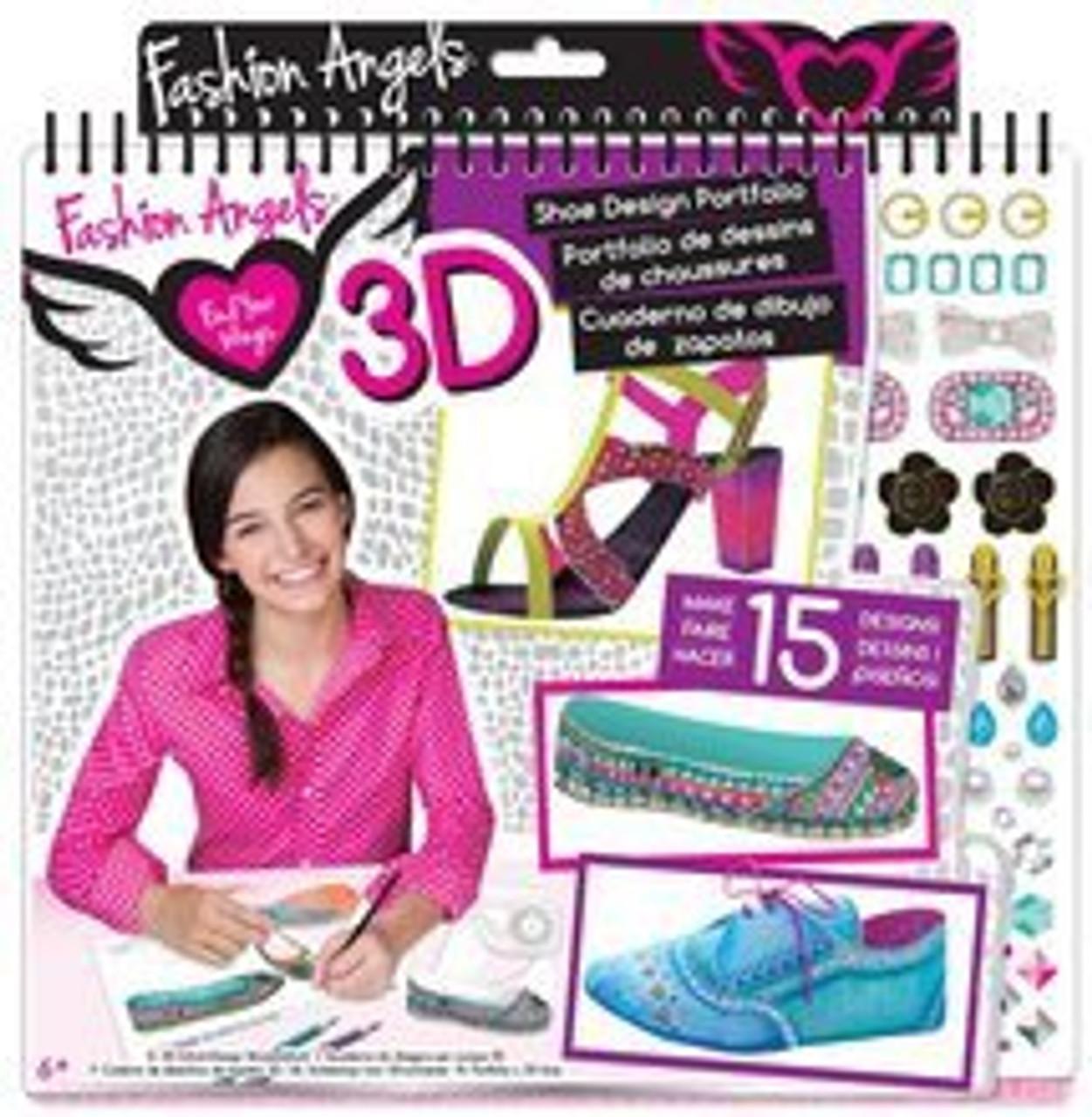 3D SHOE DESIGN PORTFOLIO
