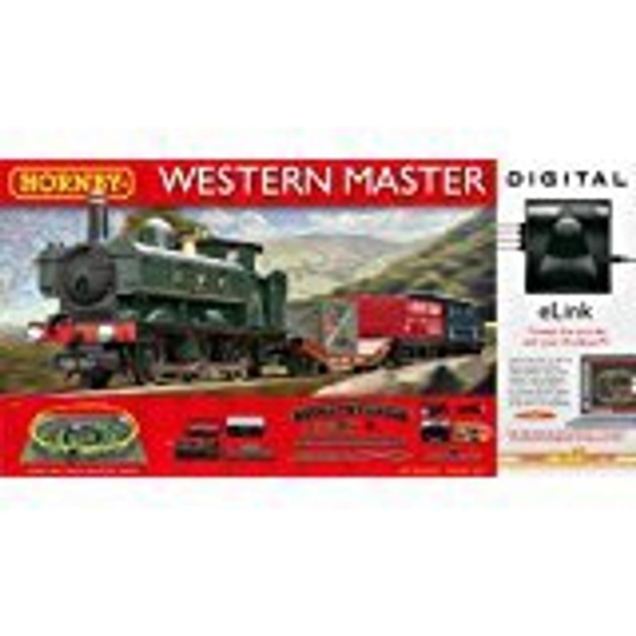 WESTERN DIGITAL TRAIN SET