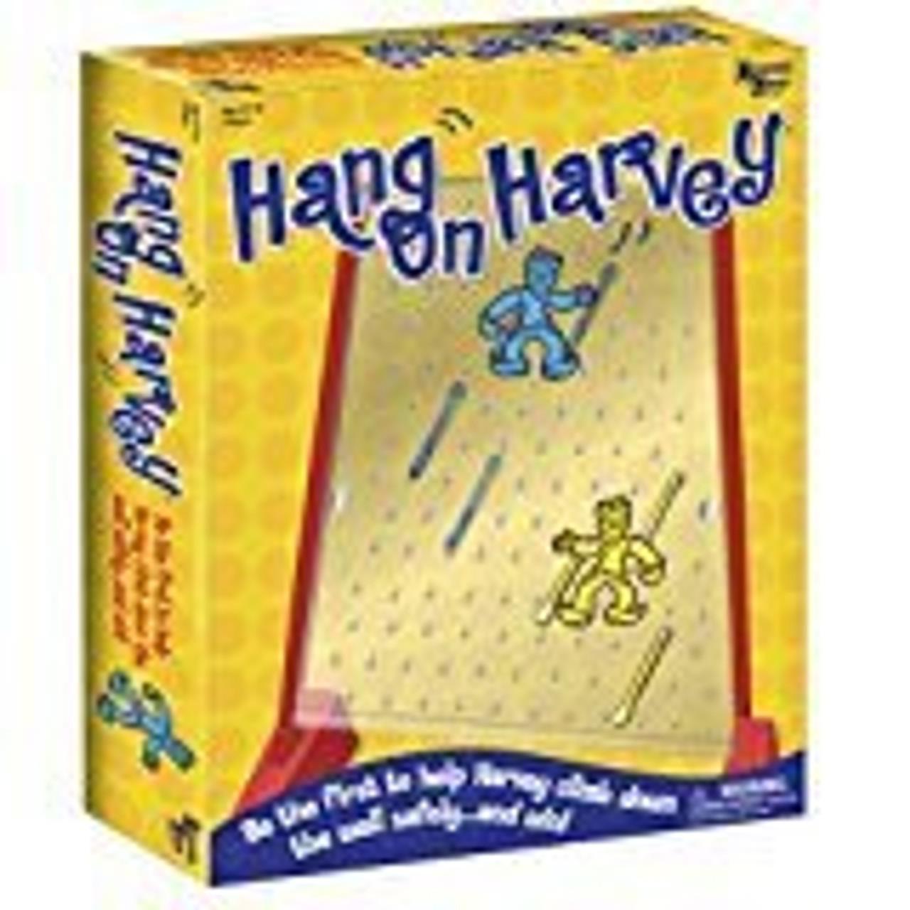 HANG ON HARVEY