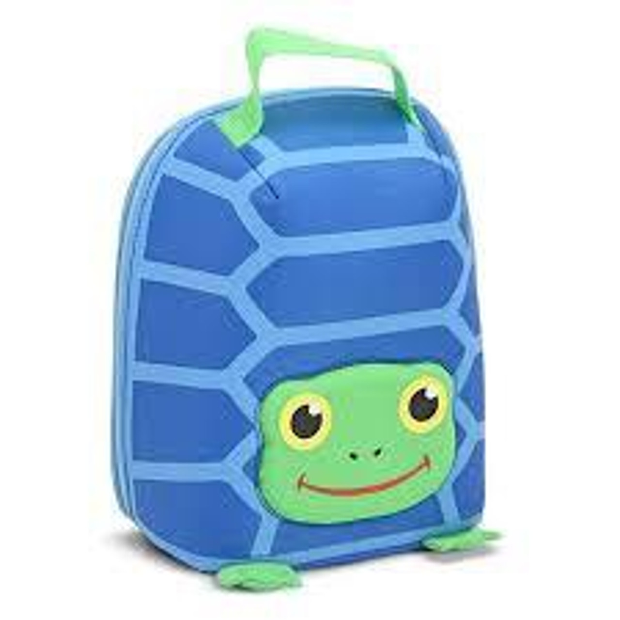 LUNCH BAG SCOOTIN' TURTLE
