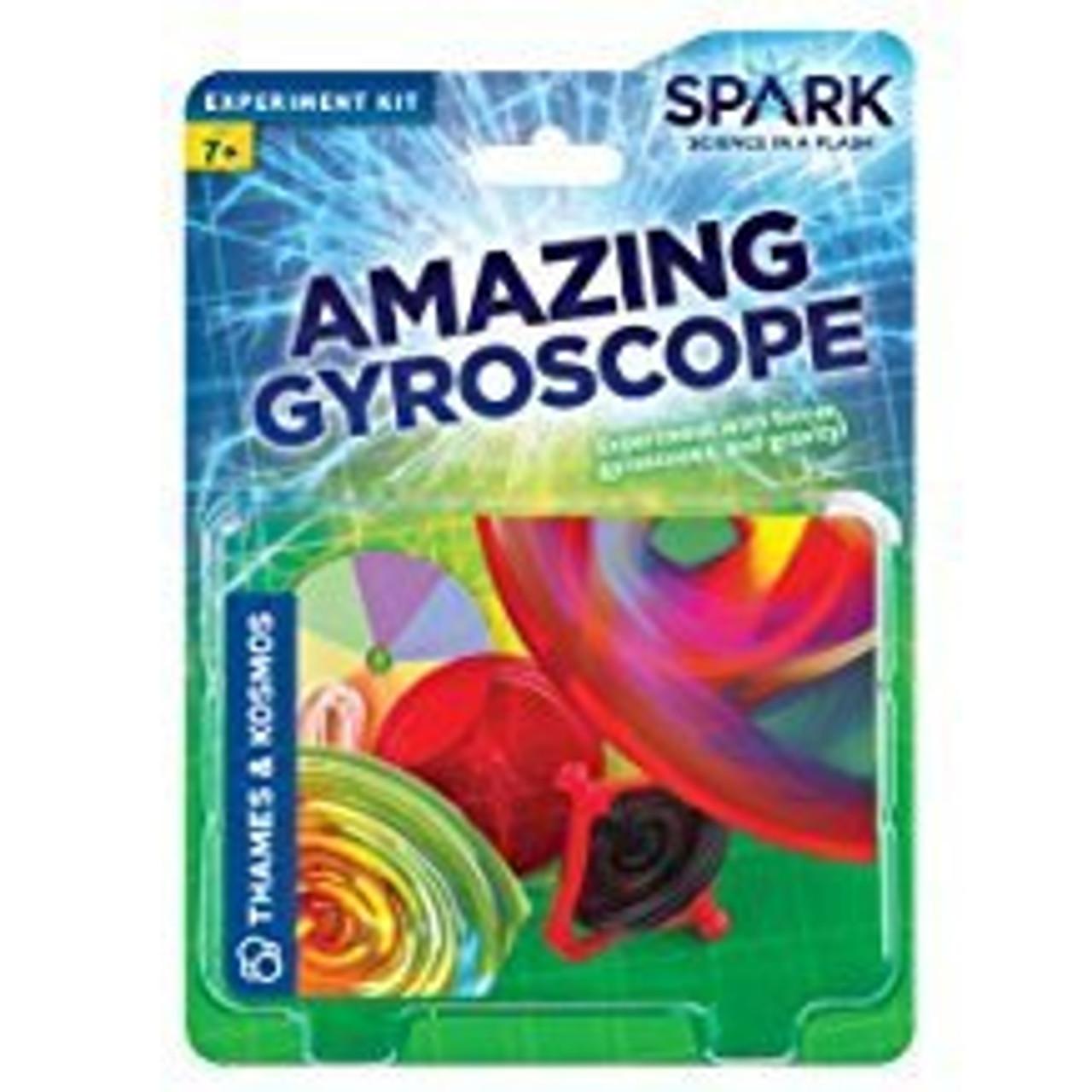 AMAZING GYROSCOPE