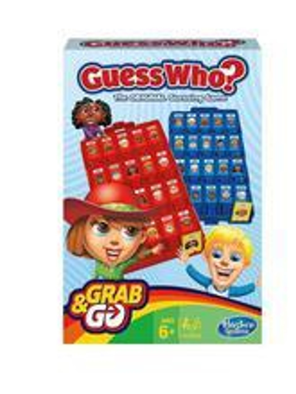 GUESS WHO GRAB & GO