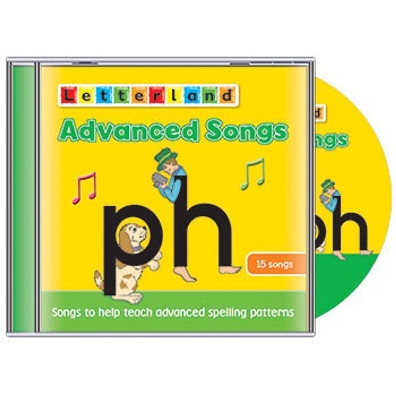 ADVANCED SONGS CD