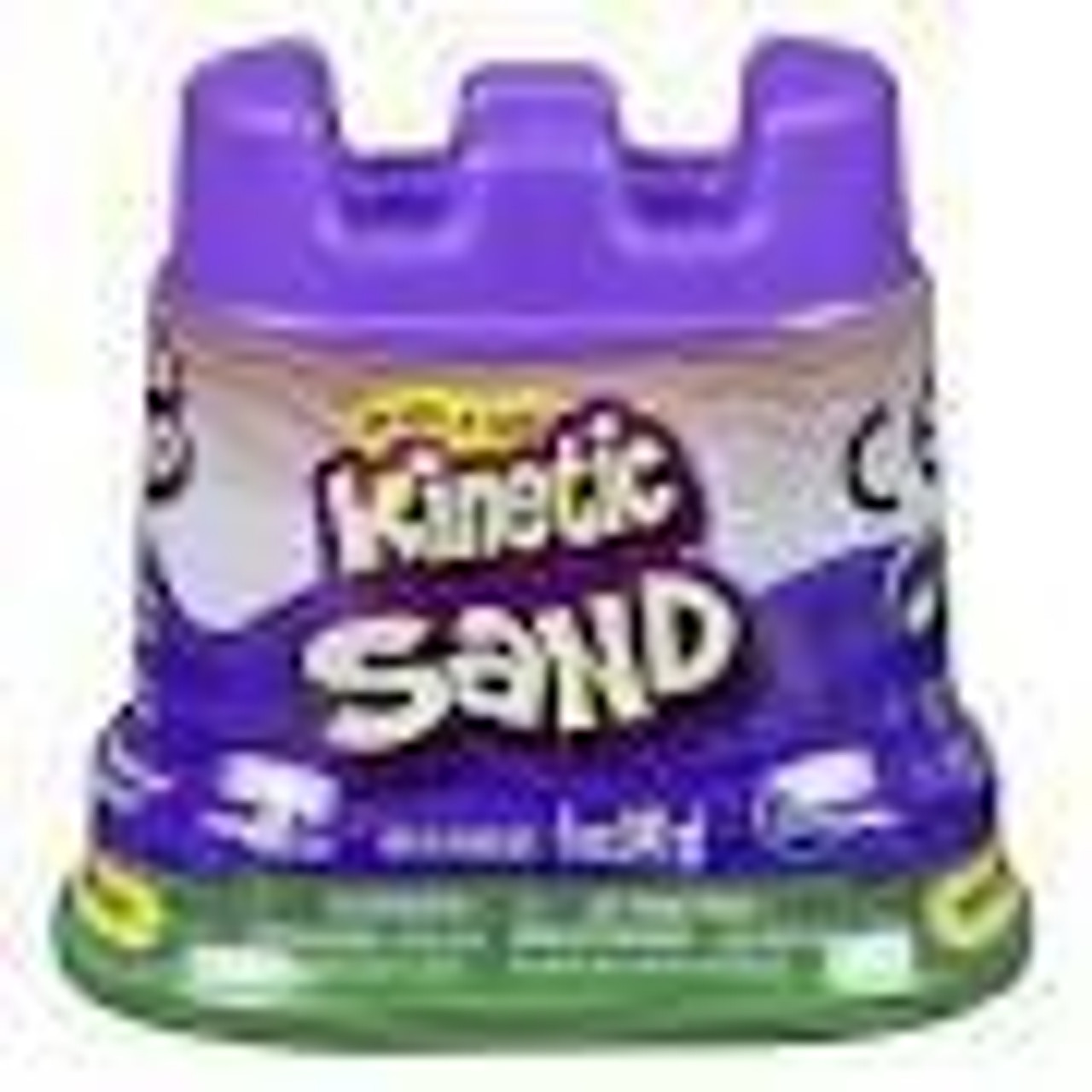 KINETIC SAND GREEN 140G