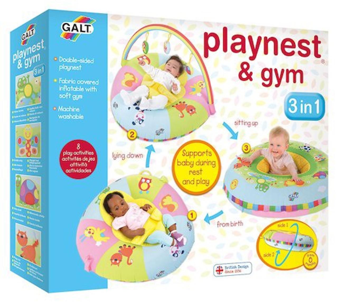 PLAYNEST & GYM