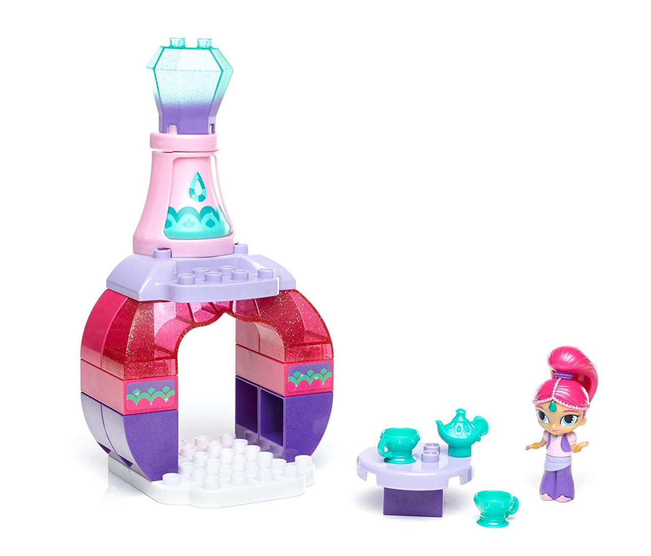 SHIMMER AND SHINE TEA PARTY PALACE