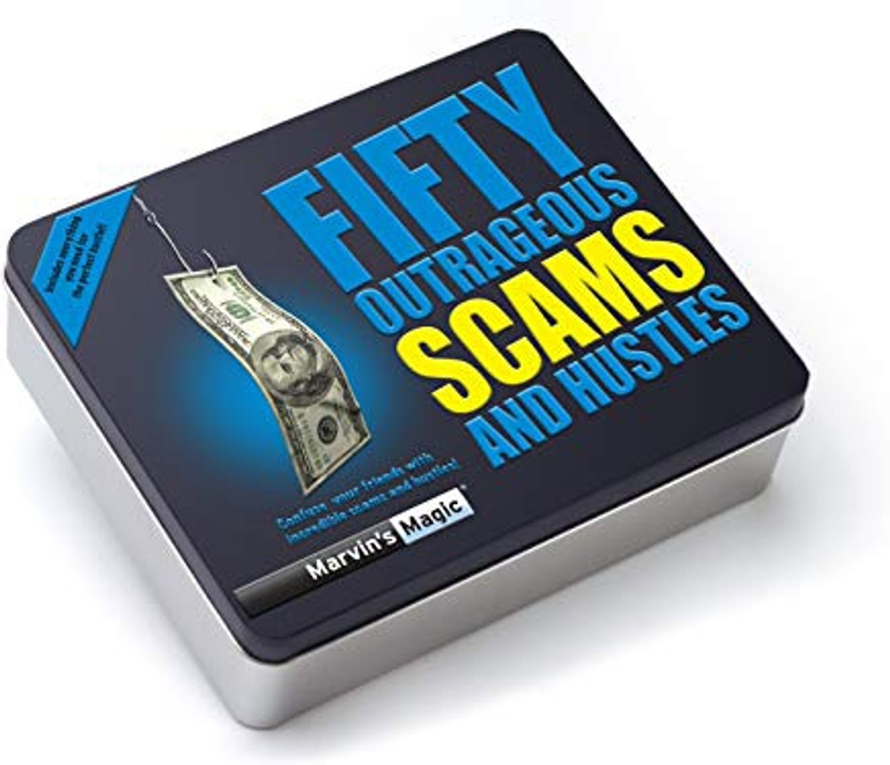 MARVIN'S MAGIC FIFTY OUTRAGEOUS SCAMS AND HUSTLES