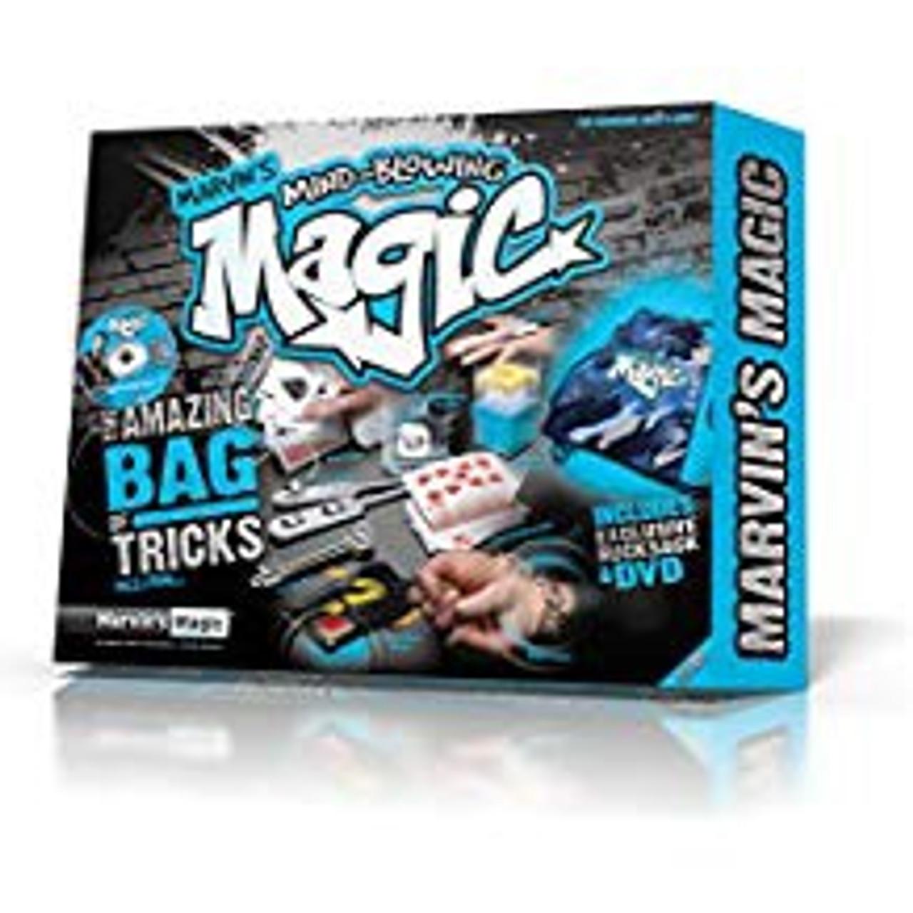MARVIN'S MAGIC AMAZING BAG OF TRICKS