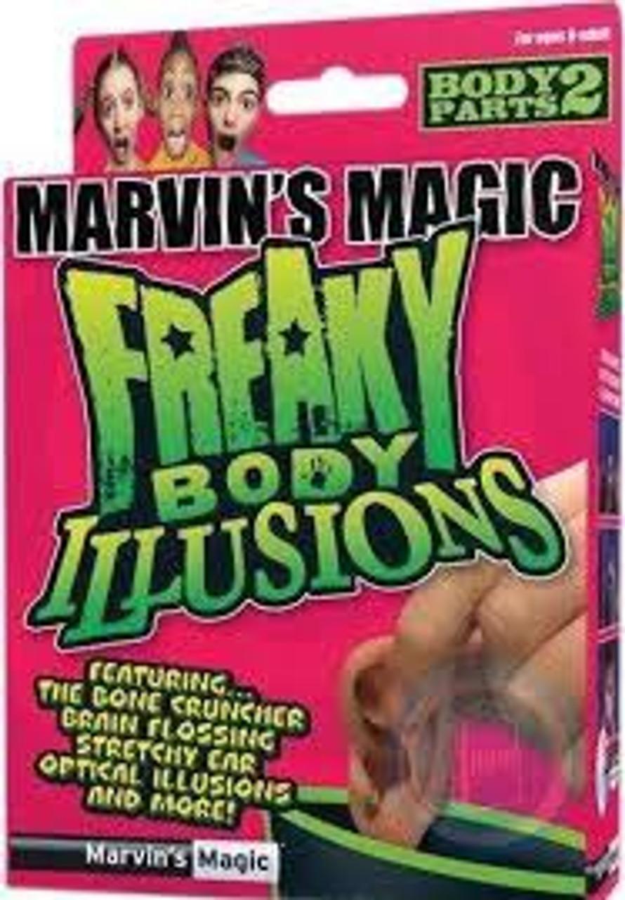 MARVIN'S MAGIC FREAKY BOBY PART EAR