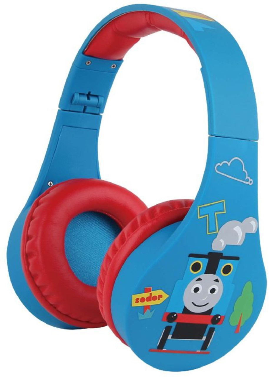 KIDS HEADPHONES WITH VOICE RECORDER THOMAS & FRIENDS
