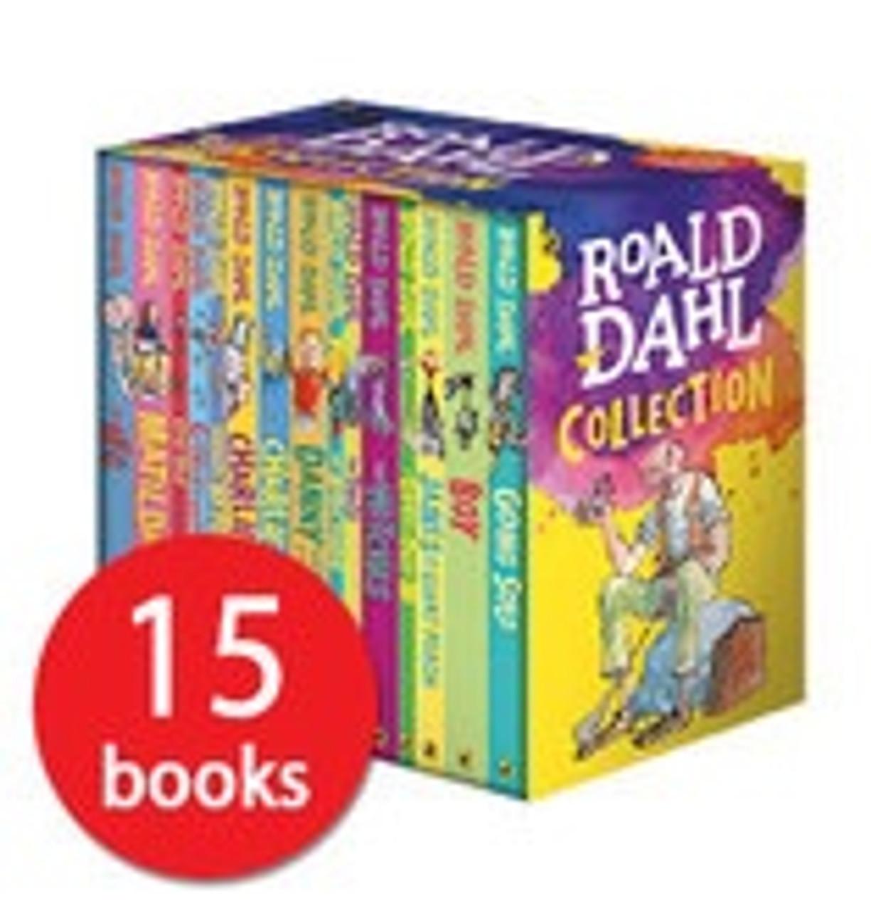 ROALD DAHL COLLECTION 15 STORIES