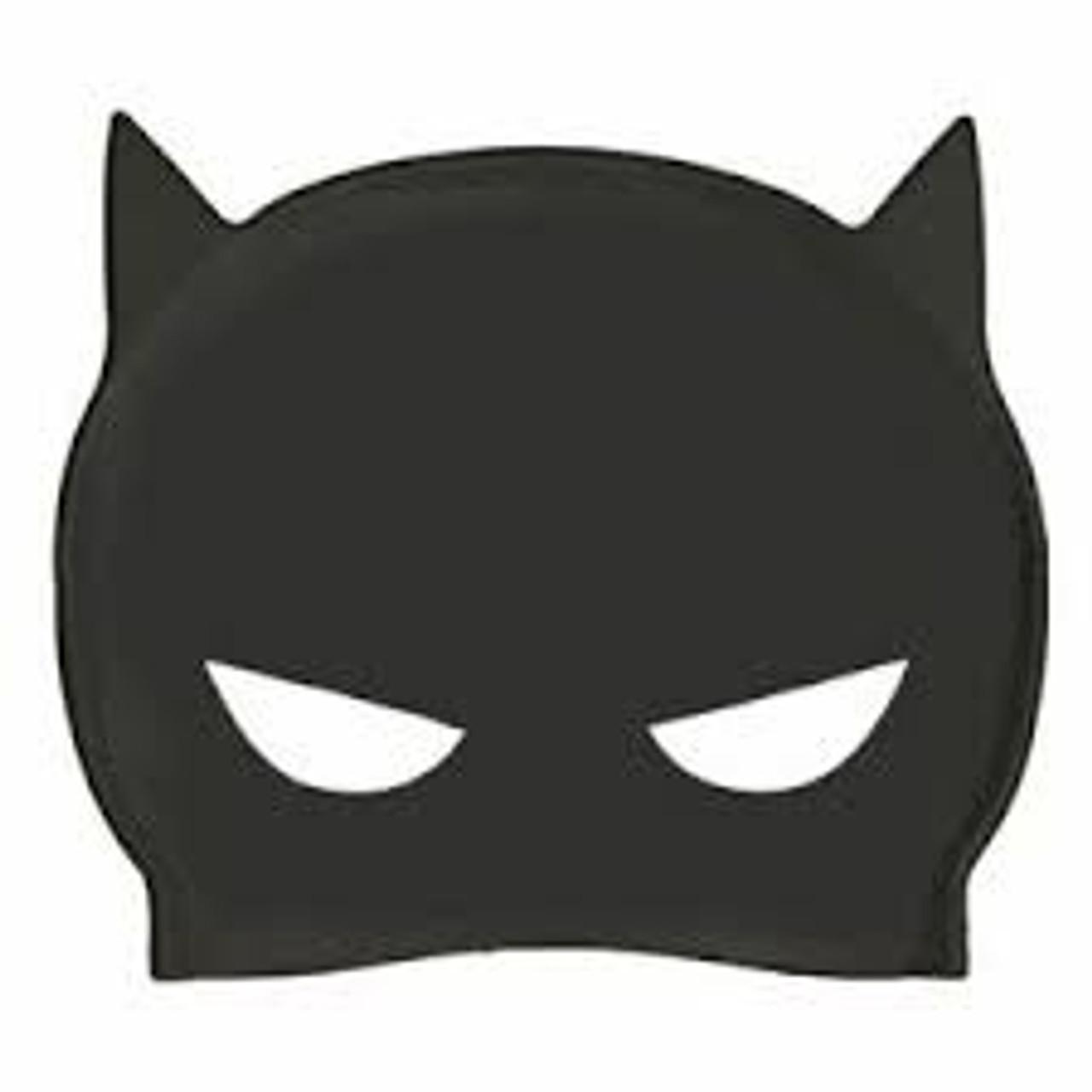 BATMAN JUNIOR 3D SILICONE CAP BLACK